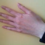 手がきれいな人のハンドケア