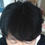 湯シャン前のブラッシングで髪を整えやすくなる