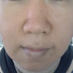 肌断食経過:見た目は変わりませんが・・・